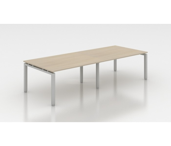 Table de réunion NEO 300 (150+150) x 120